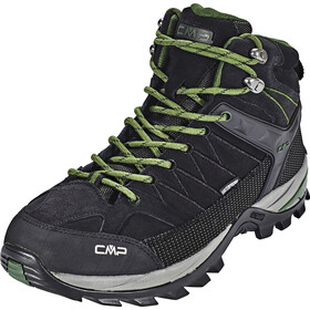 CMP Campagnolo Rigel Mid WP Chaussures Homme, black-loden